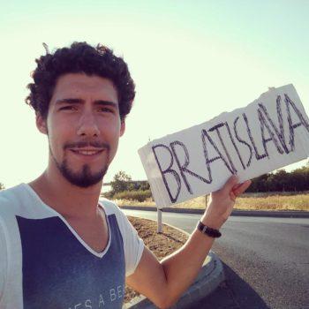Hitchhiking Daniel Fonseca Pilzecker