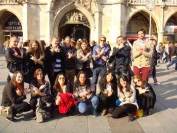 Passau Munich trip