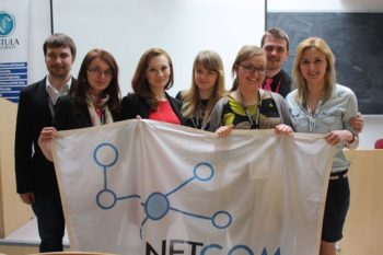 Netcom team Marta
