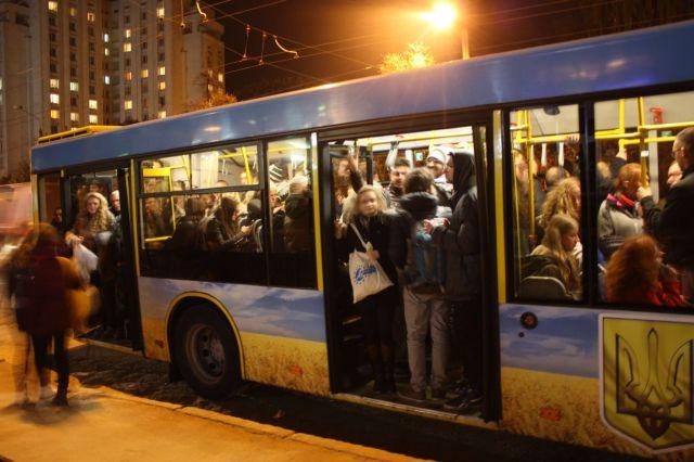 20 Agora Kyiv Bus