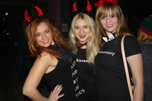 21 Agora Kyiv Party