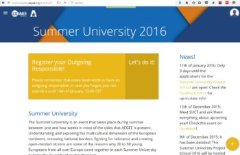 SU website 2016